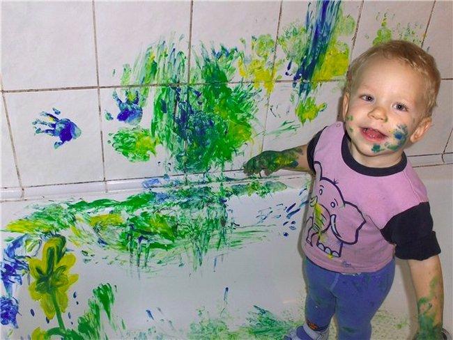 Сеанс арт-терапии в домашних условиях