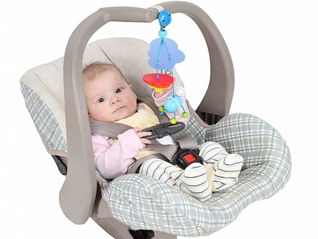 Как выбрать автокресло для новорождённого