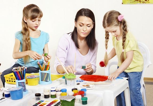 Один из способов преодоления тревожности у детей дошкольного возраста - арттерапия