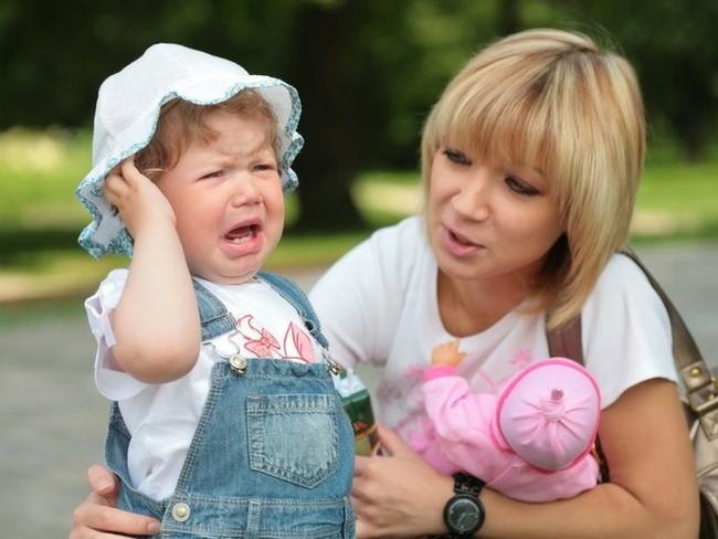 Мама договаривается с дочкой