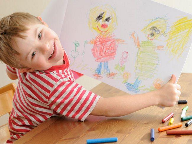 Арт-терапия для детей с синдромом Дауна