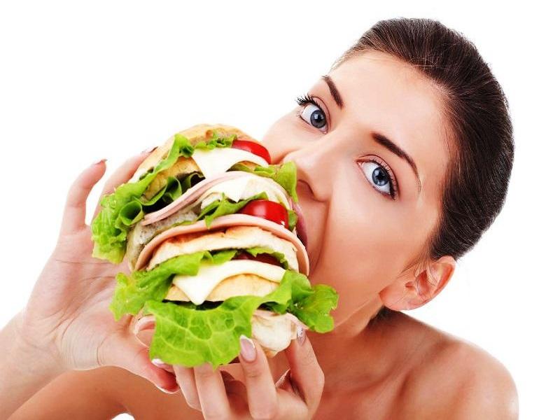 Почему у беременных зверский аппетит 87