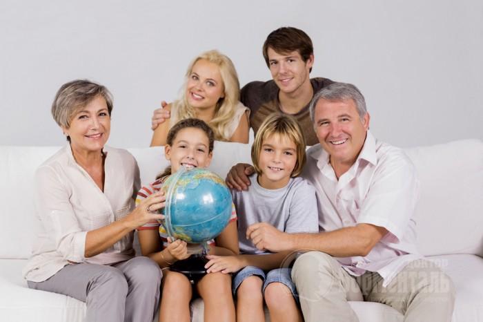 собрание семьи для решения вопросов, сближение семьи
