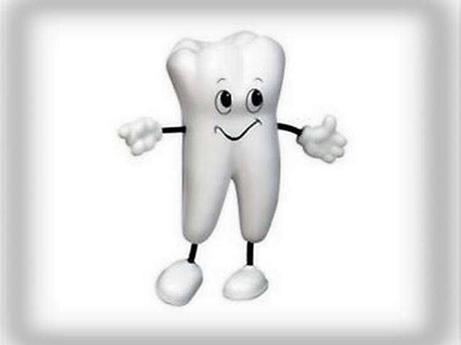 Здоровый зуб