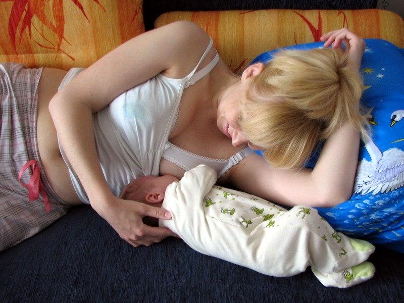 Православная мама грудь 3 фотография