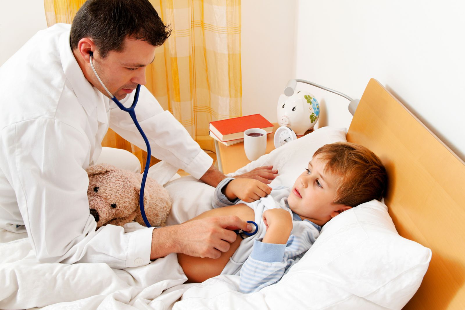 Панкреатит у детей: симптомы