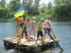 Дети в речке