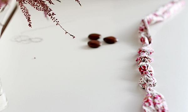 Этап изготовленияслингобус из ткани