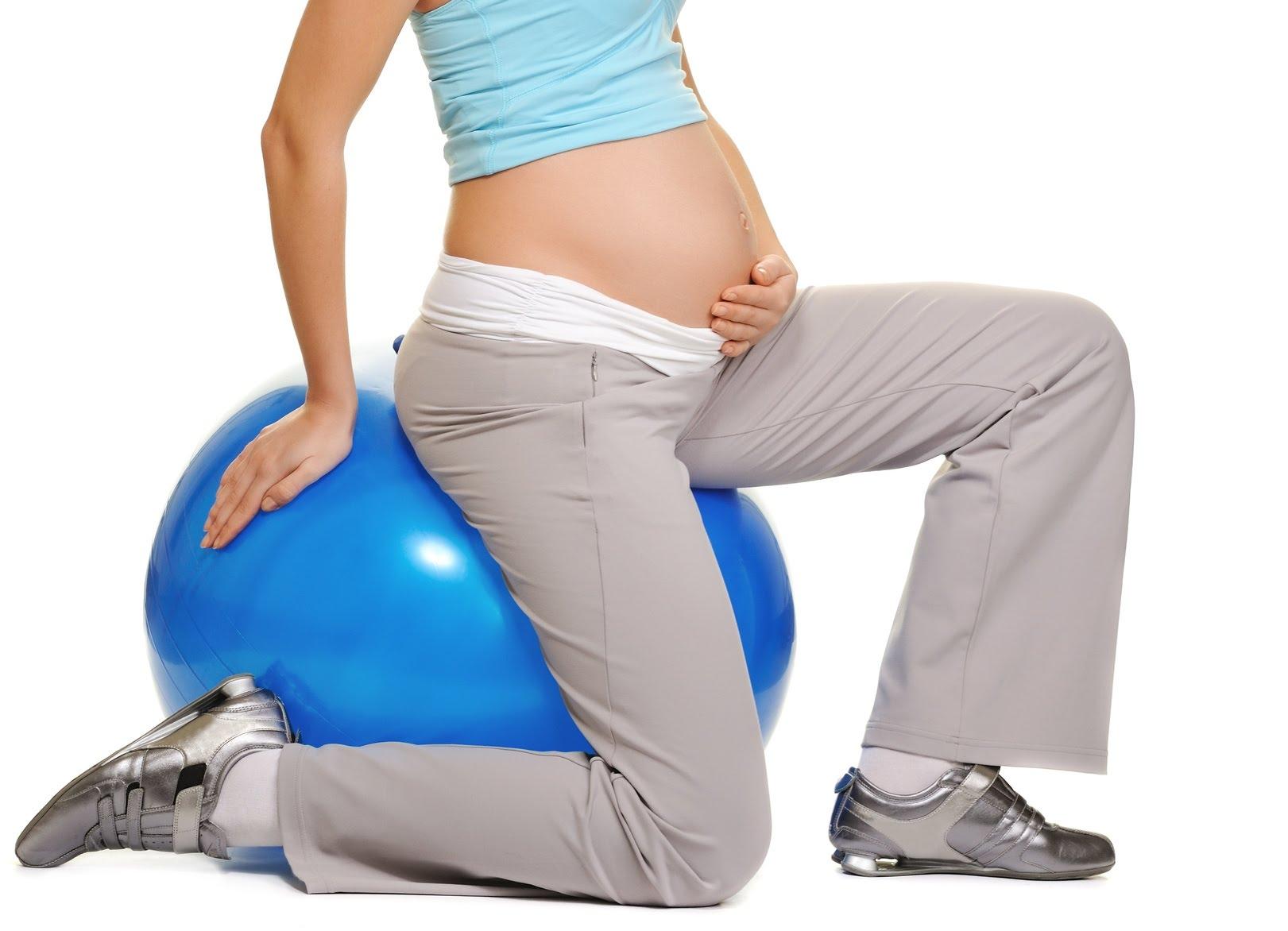 Упражнения Кегеля для беременной женщины