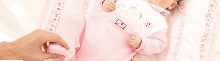 Ребенок в одежде