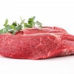Кусок мякоти говядины