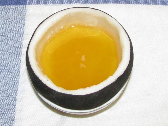 Сок редьки с мёдом