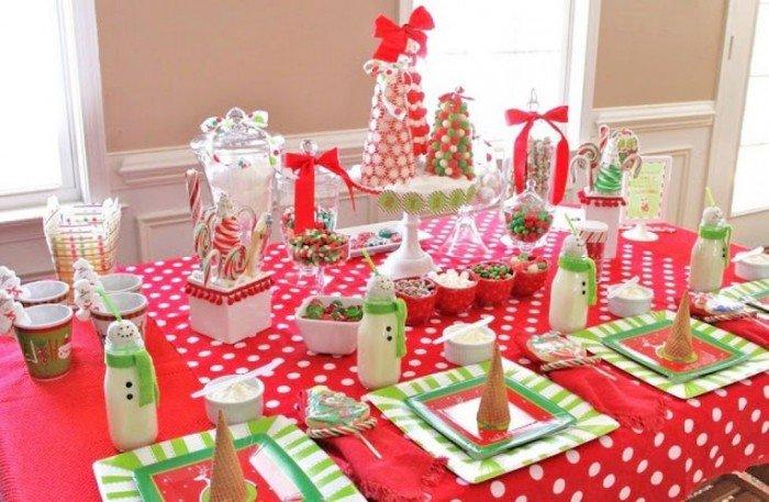Детская тематика новогоднего праздника