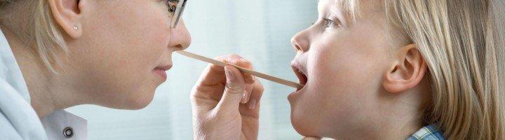Фарингит у ребёнка