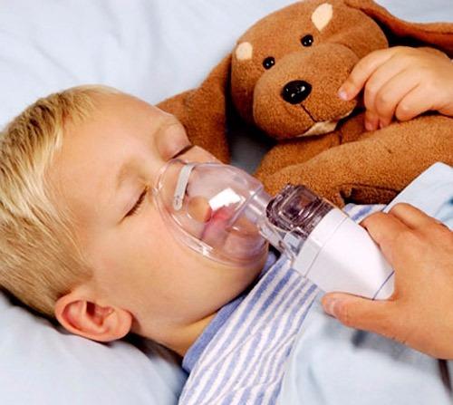 Физиопроцедуры для детей