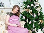 новый год беременной