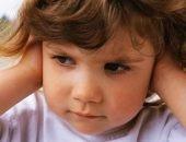 ребёнок уши