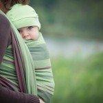 Ребёнок в слинге