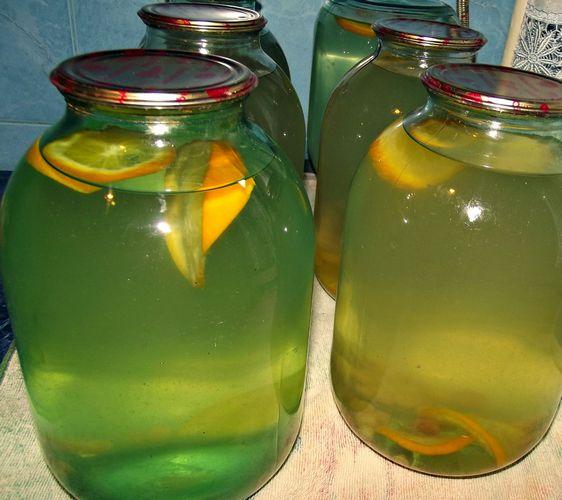 Берёзовый сок консервированный