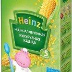 Безмолочная каша Heinz