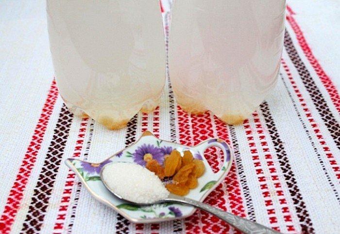 Квас из берёзового сока