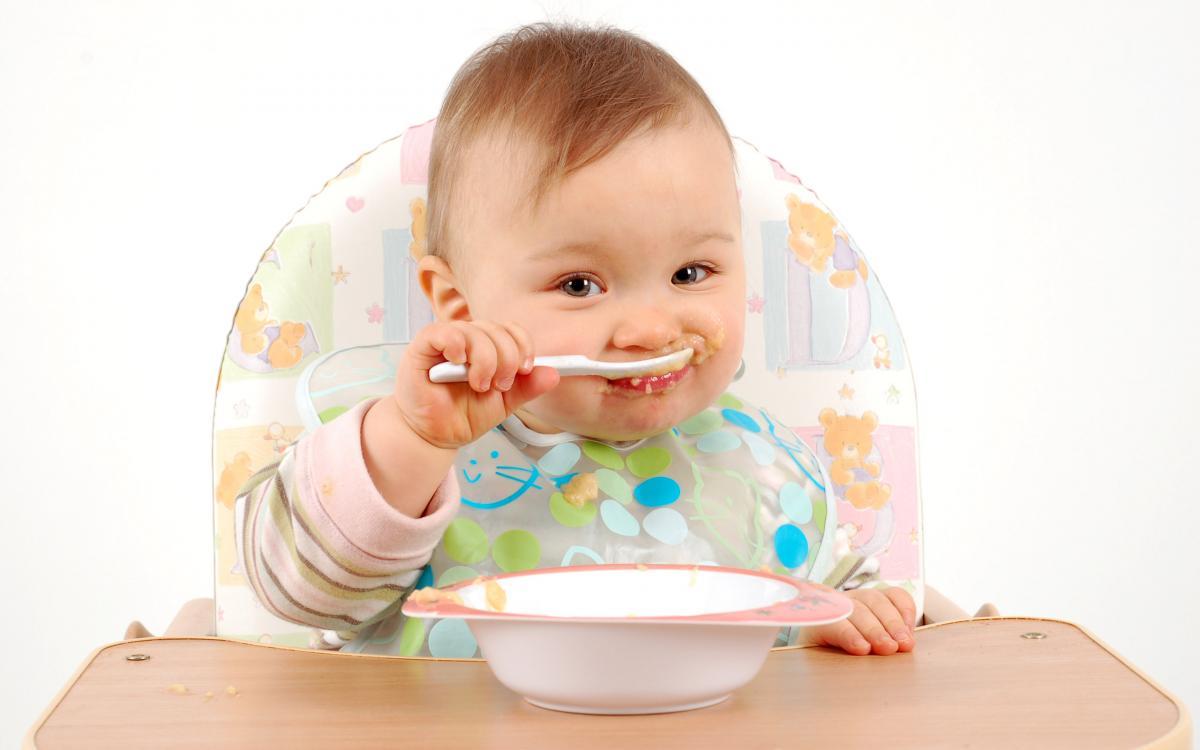 Кабачок: важные правила первого прикорма