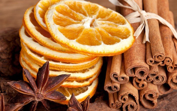 Корица и лимон