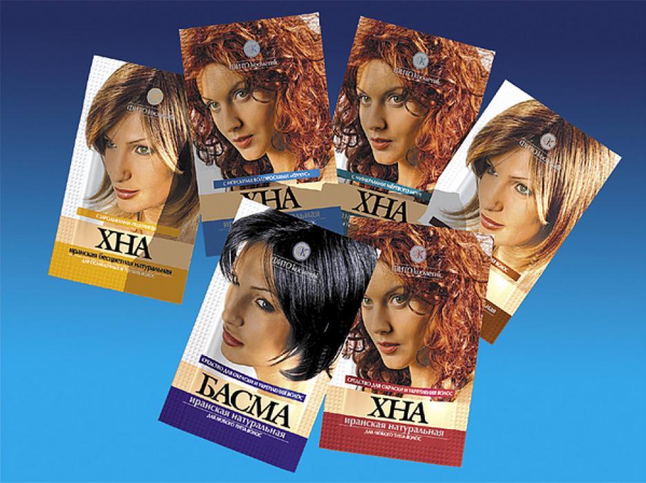 Хна для волос беременных 256