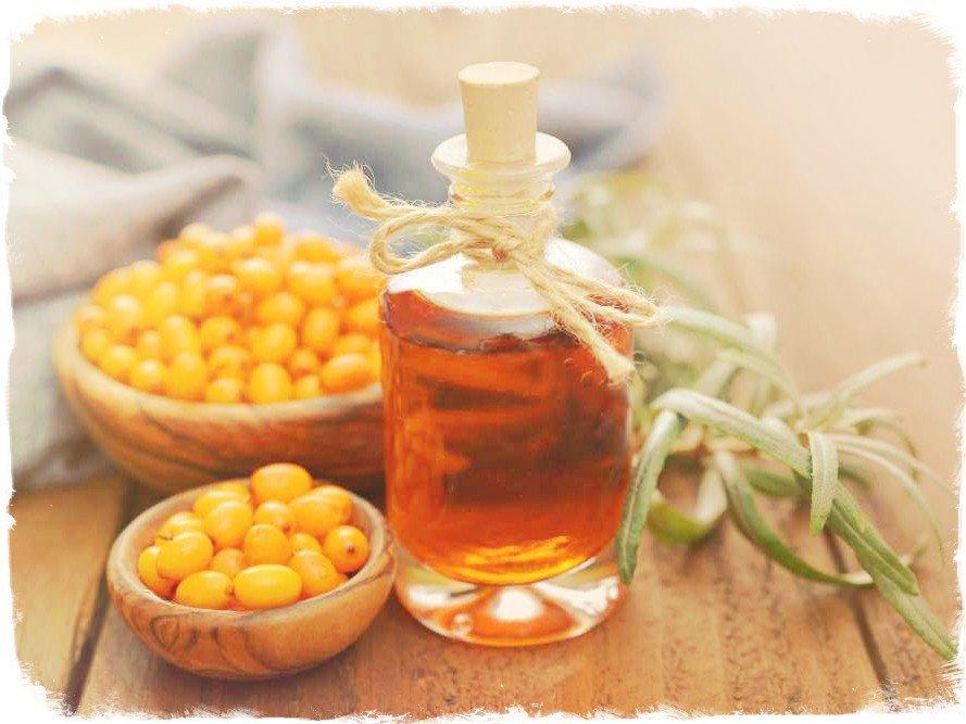 Облепиховое масло и свечи при беременности от геморроя