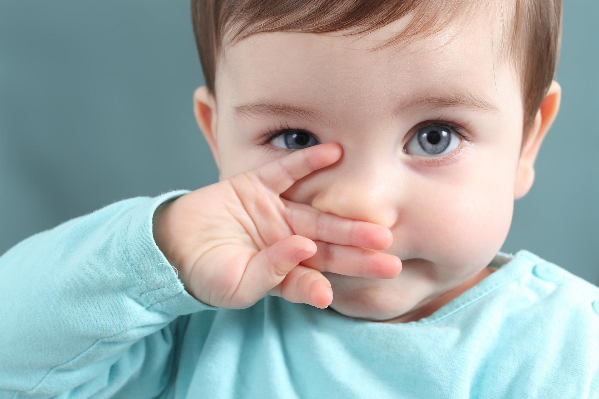 Лечение аллергии у грудничков и новорождённых