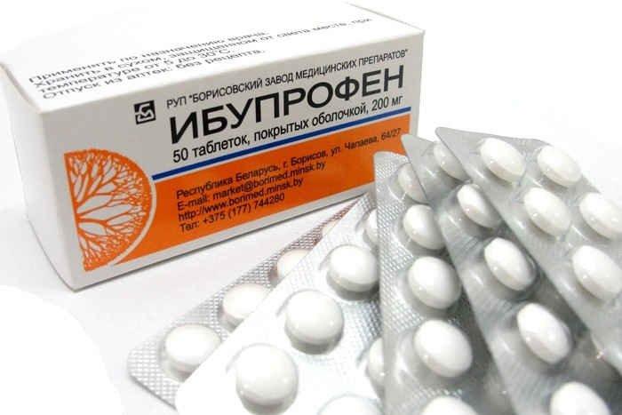 Нурофен при беременности 2 триместр при головной боли
