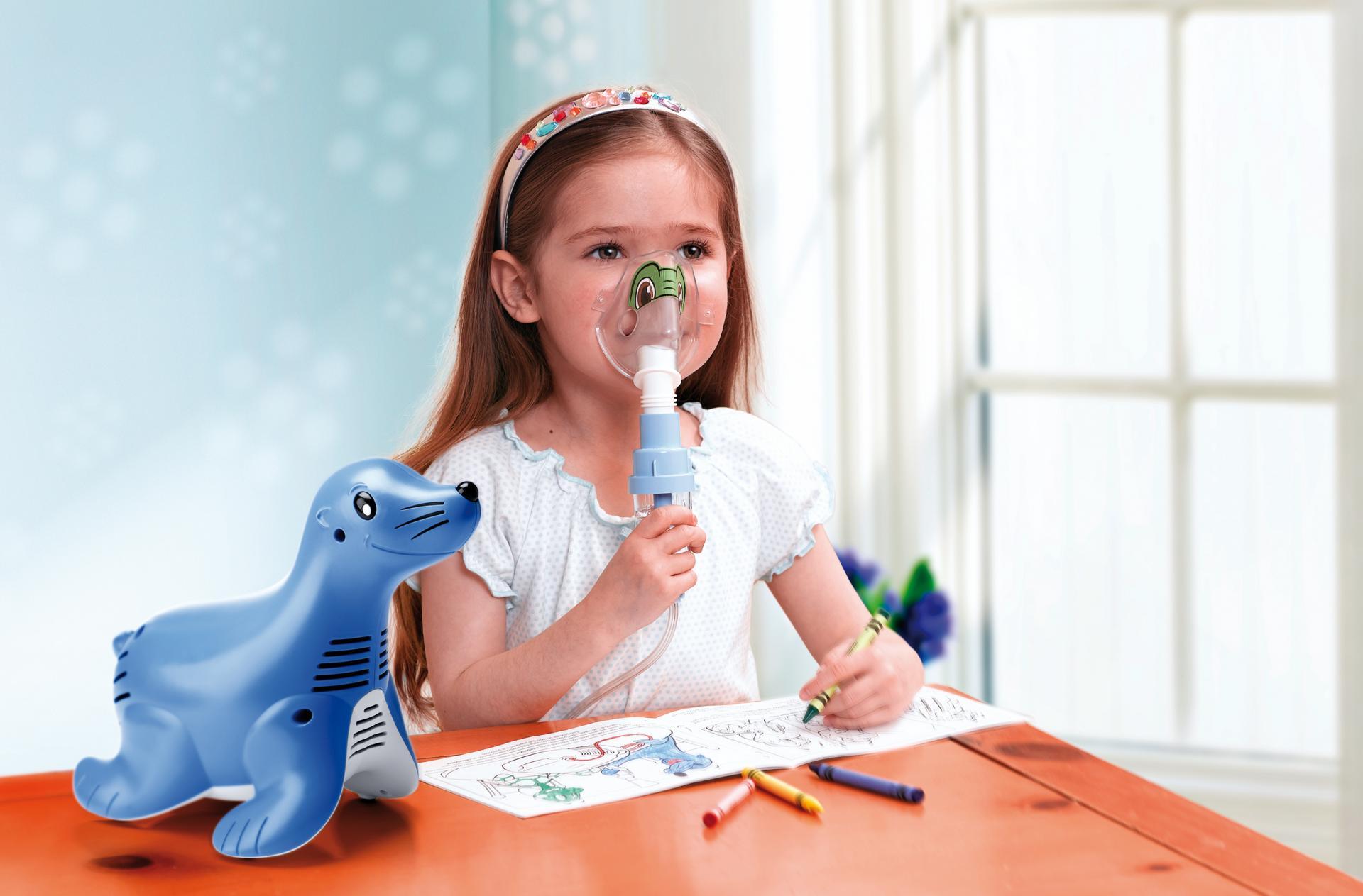 Ингаляции с Пульмикортом для детей