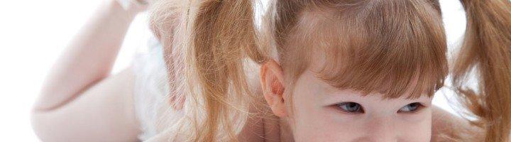 Ребёнок массаж