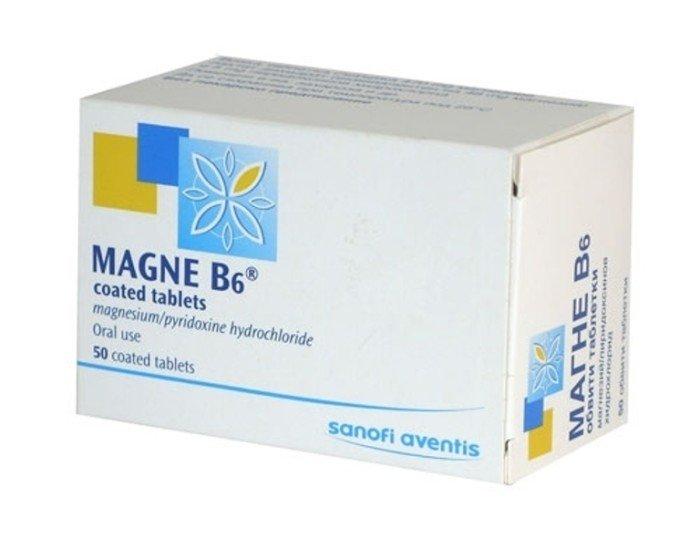 Зачем нужен магний в6 при беременности