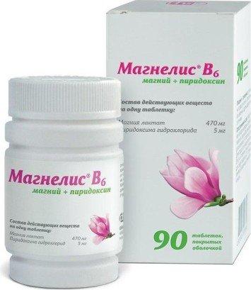 Магнелис B6