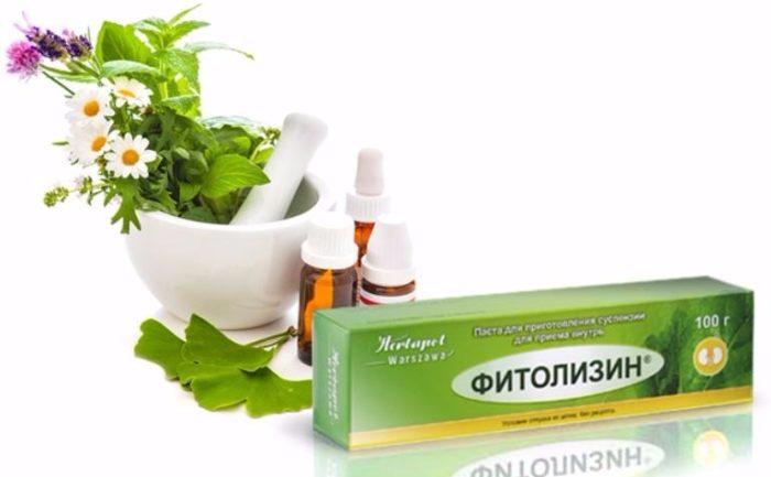 Фитолизин при беременности особенности применения