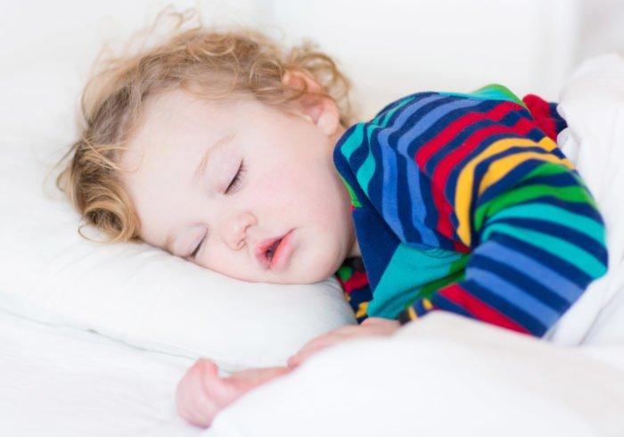 Как засыпает ребенок в 3 года
