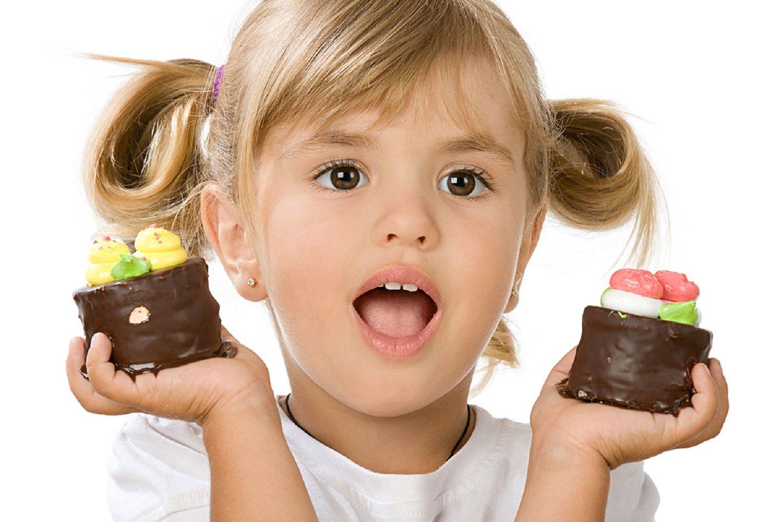 картинки для детей сладости