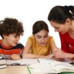 Делаем домашнее задание или как побороть злость на ребенка.