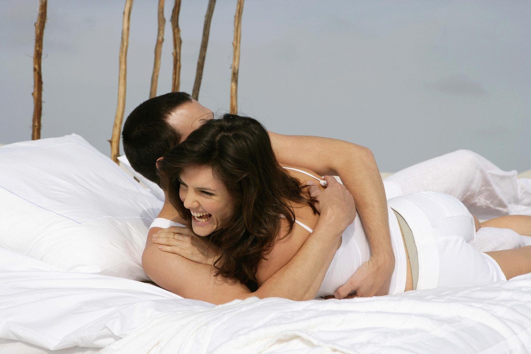 Почему мужчины любят минет или говорим об интимном