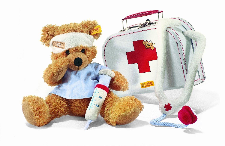Учим ребенка оказывать себе медицинскую помощь.