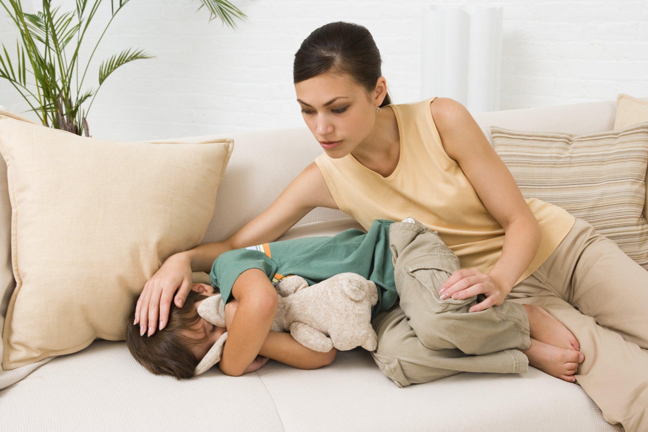 Розеола — таинственная болезнь детей.