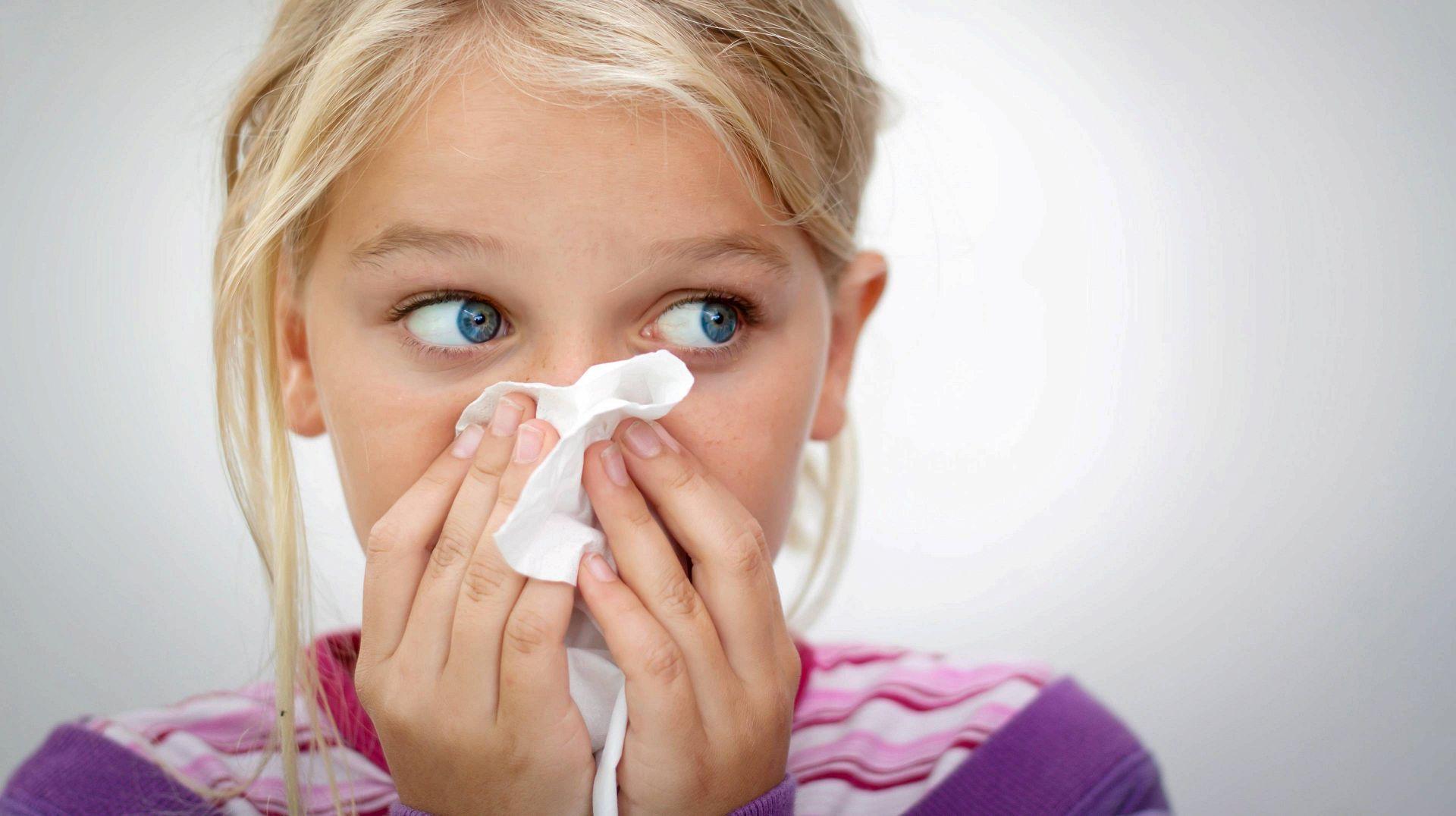 У ребенка кровотечение из носа: что делать.