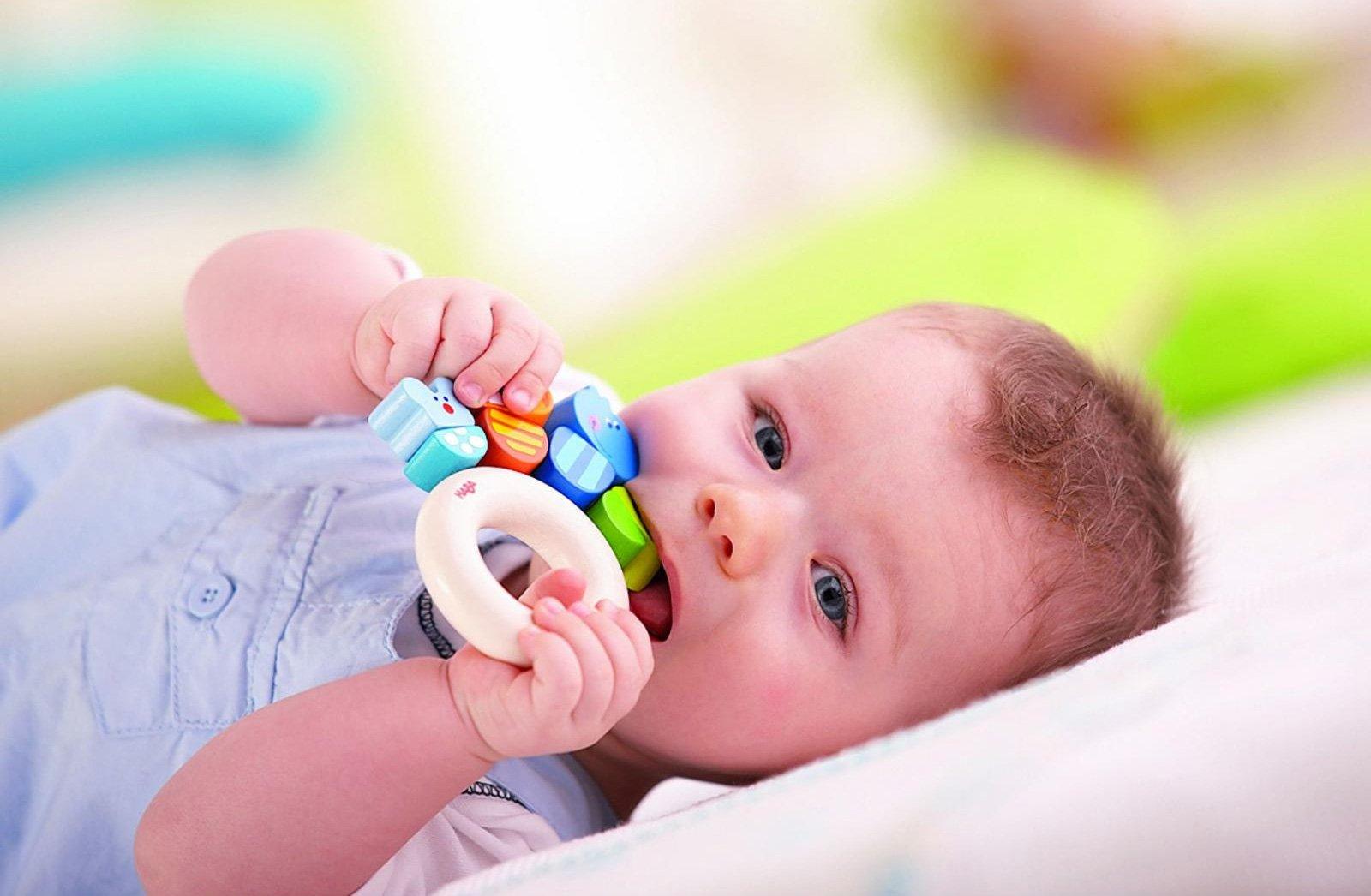 Силиконовые прорезыватели зубов для детей