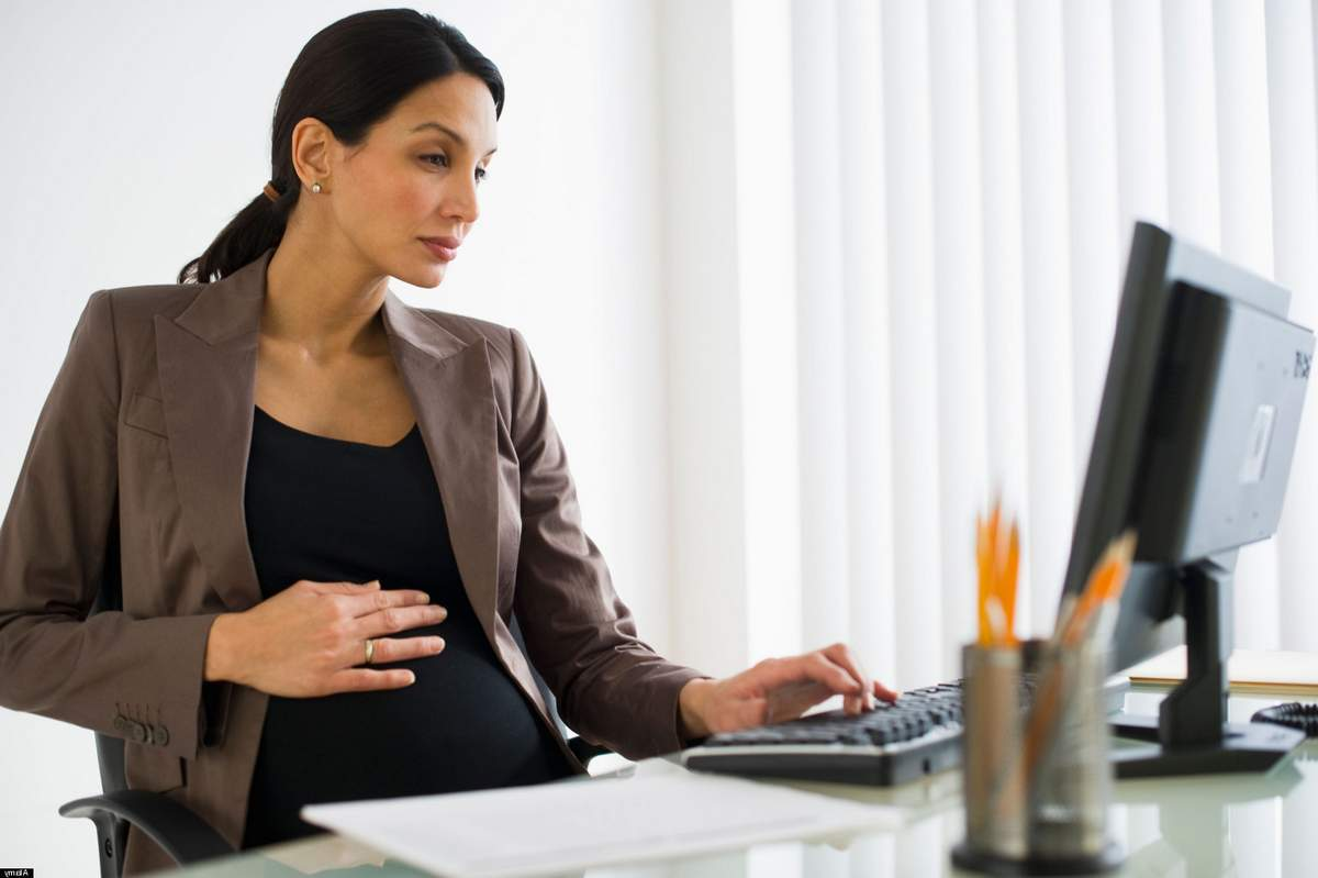 Ограничения труда беременных женщин 85
