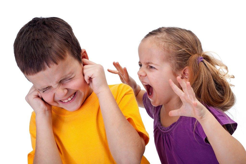 Жестокость маленьких детей.