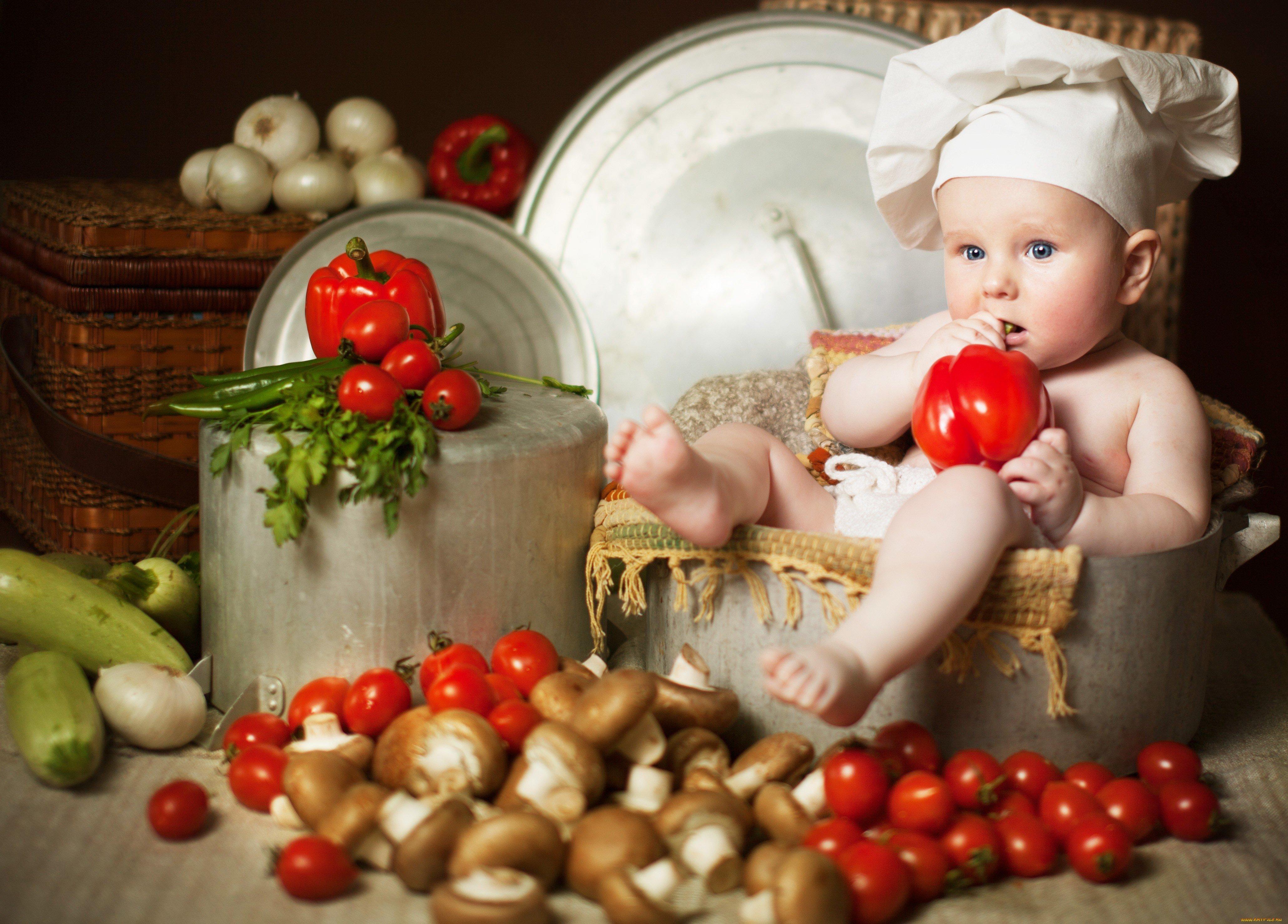 Можно ли давать грибы ребёнку, и в каком возрасте?