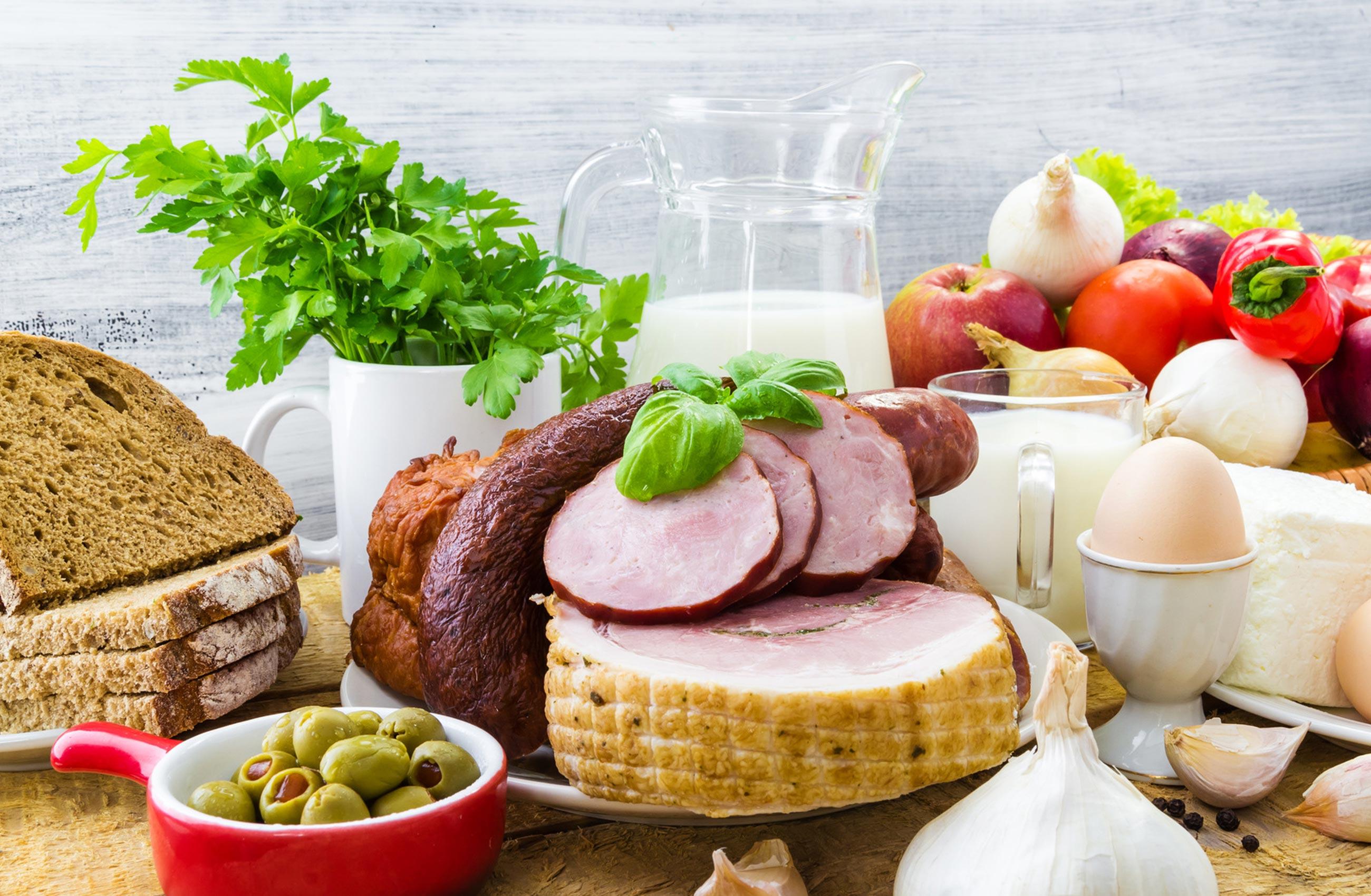 Продукты питания, улучшающие работоспособность мозга.