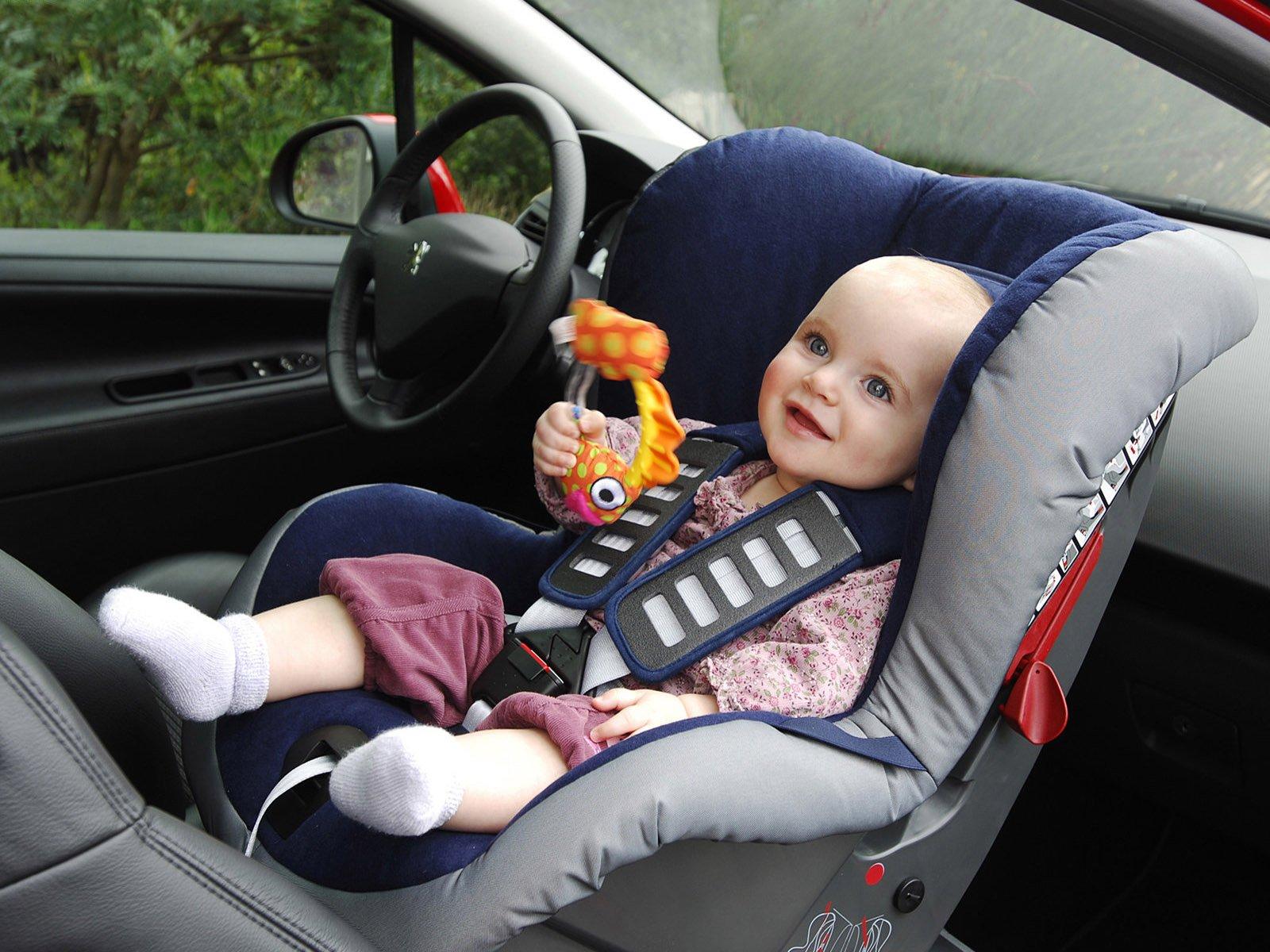 Рекомендации родителям по выбору автокресла для ребёнка