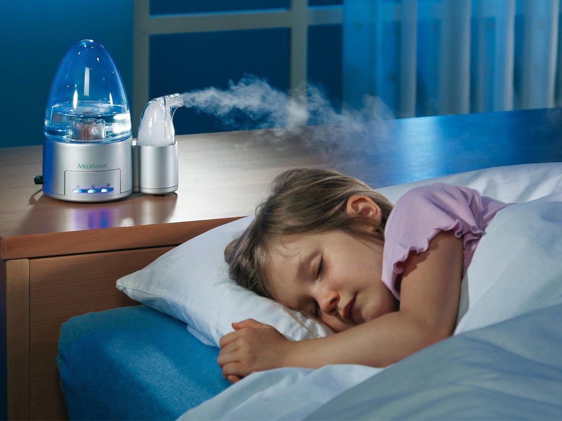 Какой увлажнитель воздуха лучше для ребенка?
